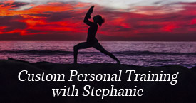 custom personal training in los angeles